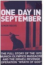 One Day in September Book Cover