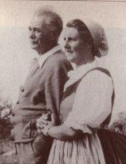 George and Maria von Trapp