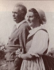 George and Maria von Trapp