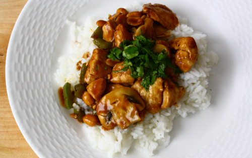 chinese chicken stir-fry sauce recipe
