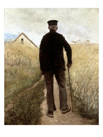 elderly man walking - photo #43