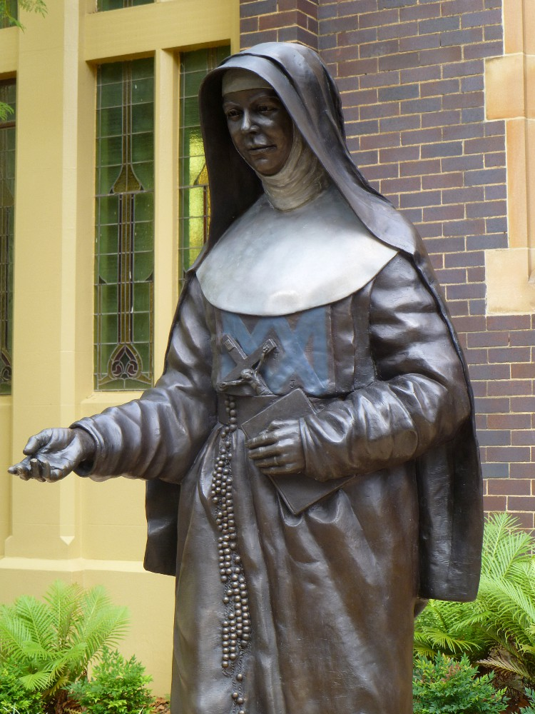 mary mackillop Mary helen mackillop rsj (15 january 1842 - 8 august 1909) was an australian nun who has been declared a saint by the catholic church, as st mary of the cross mackillop.