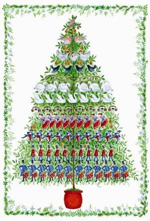 Twelve Days oh Christmas