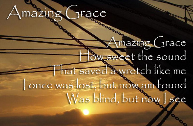 Amazing Grace – The Blog of Charles