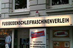 Floor Sander Hire shop